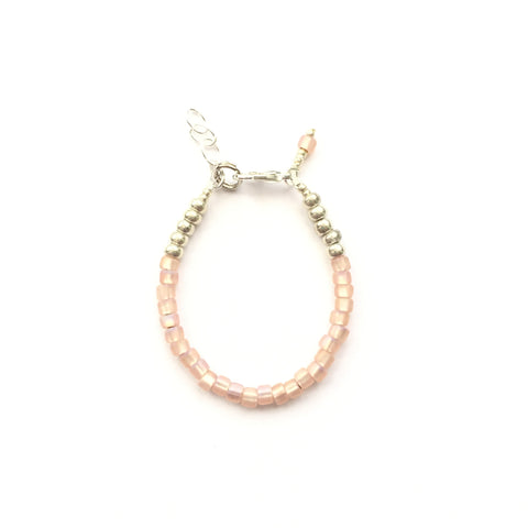 Blush Stackable Bracelet
