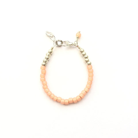 Ballet Slipper Stackable Bracelet
