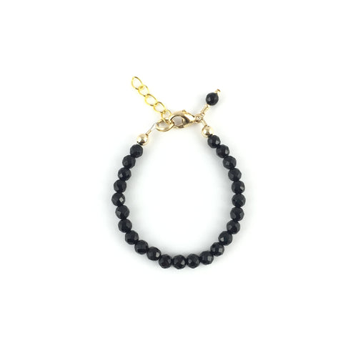 Black Agate Genuine Semi Precious
