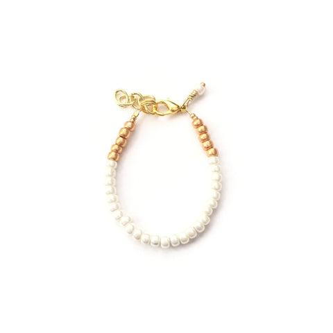 Ivory Stackable Bracelet