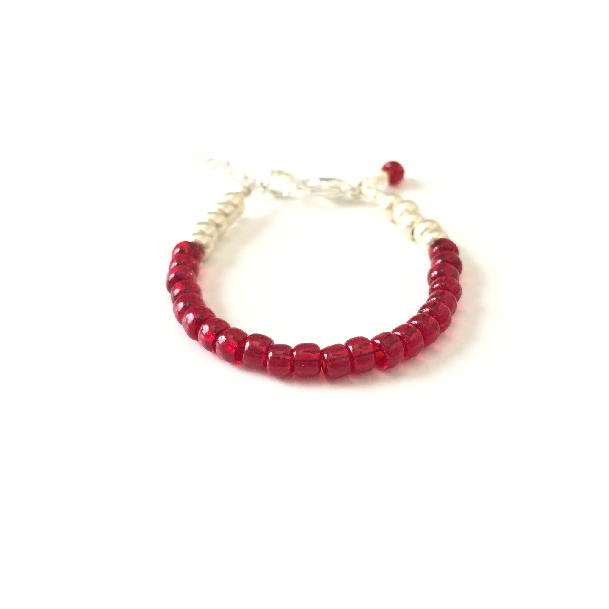 p january bracelet birthstone