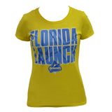 *SALE* Florida Launch Yellow Mesh Shirt