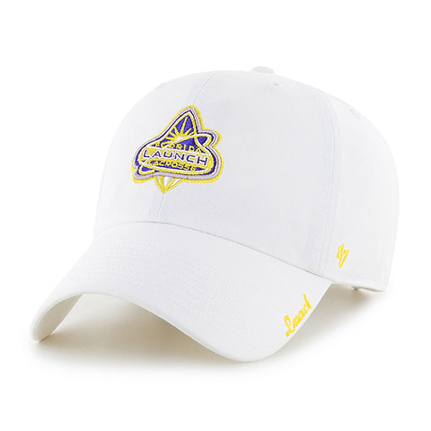 Florida Launch White Clean Up Cap