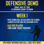 2019 Defensive Demo