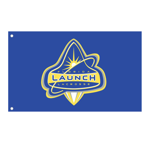 Florida Launch Deluxe 3x5 Flag