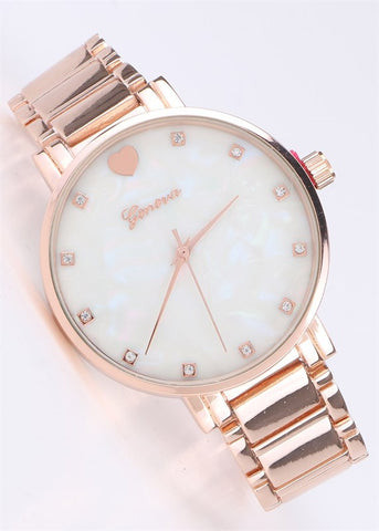 Rose` All Day Watch