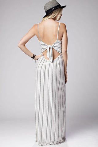 Obsessions Open Back Maxi