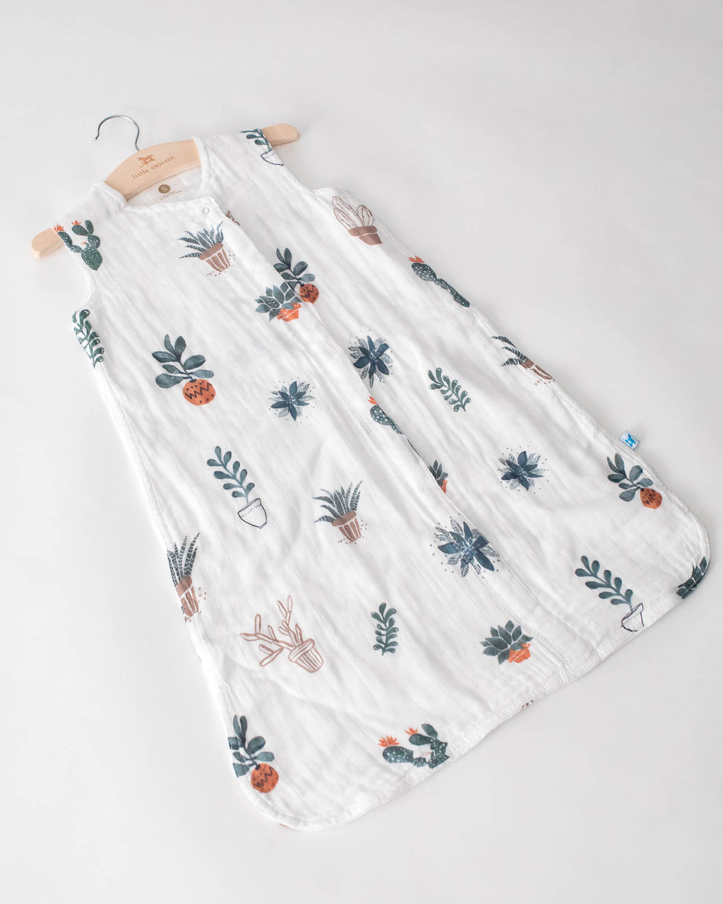 Cotton Muslin Sleep Bag Small - Prickle Pots