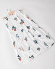Cotton Muslin Sleep Bag - Prickle Pots