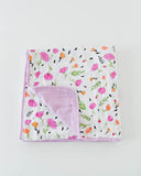 Brushed Muslin Quilt - Berry & Bloom