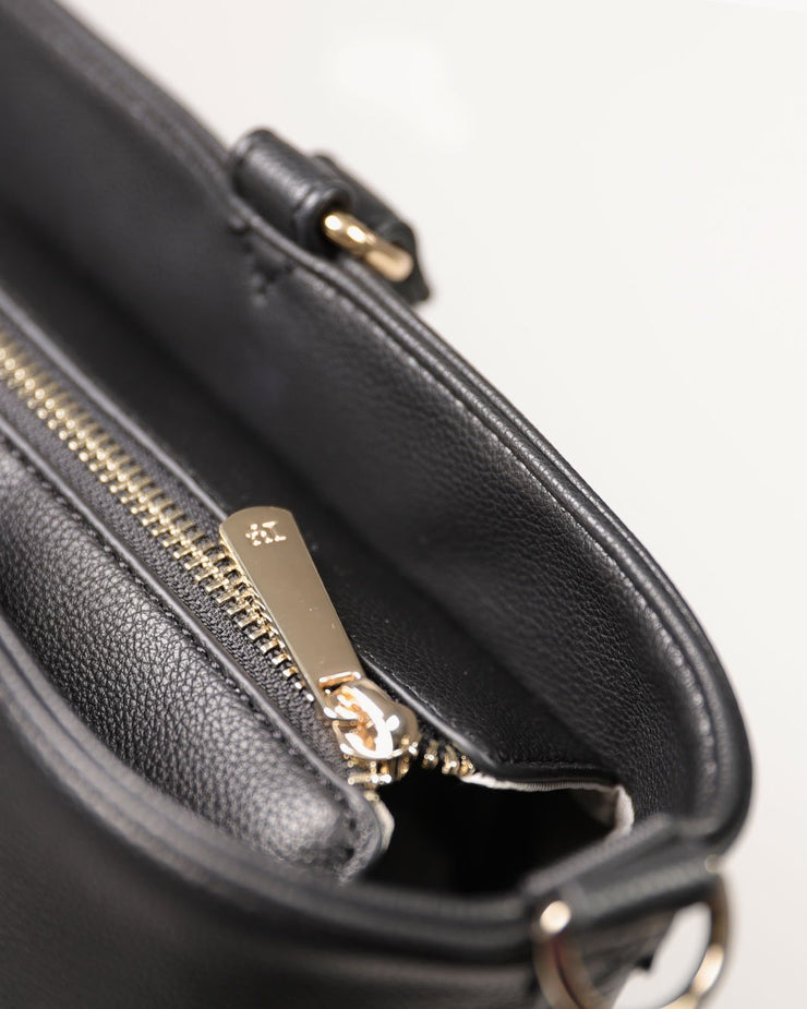 Citywalk Tote Black - Gold Hardware