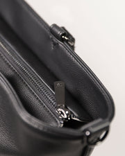 Citywalk Tote Black - Dark Gunmetal Hardware