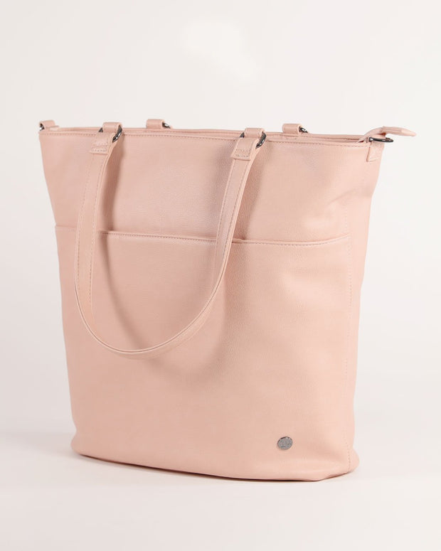 Citywalk Tote Blush - Dark Gunmetal Hardware