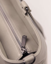 Citywalk Tote Grey Umber - Dark Gunmetal Hardware