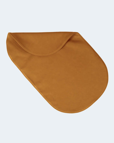 Vegan Leather Changing Pad - Cognac