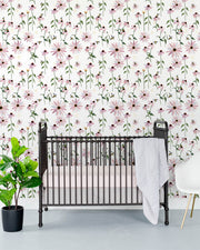 Removable Wallpaper - Coneflower