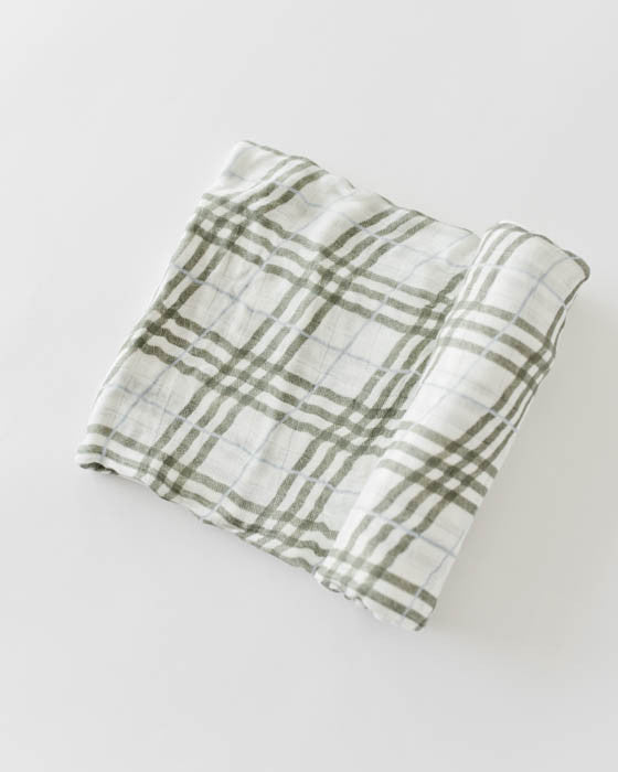 Deluxe Swaddle - Pendleton Plaid