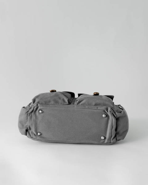 Rambler Satchel - Grey