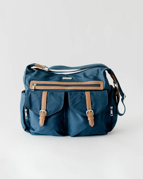 Rambler Satchel - Denim