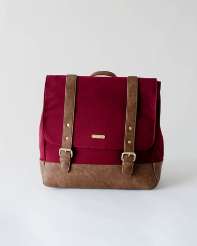Marindale Backpack - Pomegranate