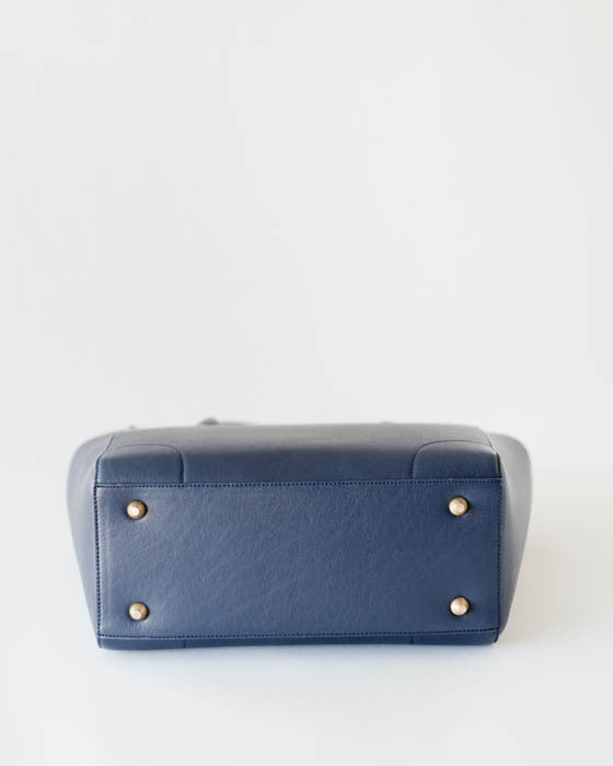 Brookside Tote - Navy