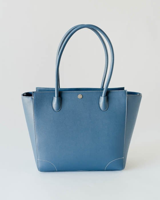 Brookside Tote - Blueberry