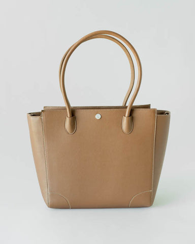 Brookside Tote - Brown