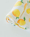 Cotton Swaddle - Lemon