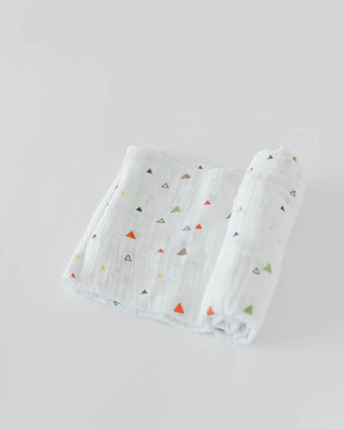 Cotton Swaddle - Sprinkles