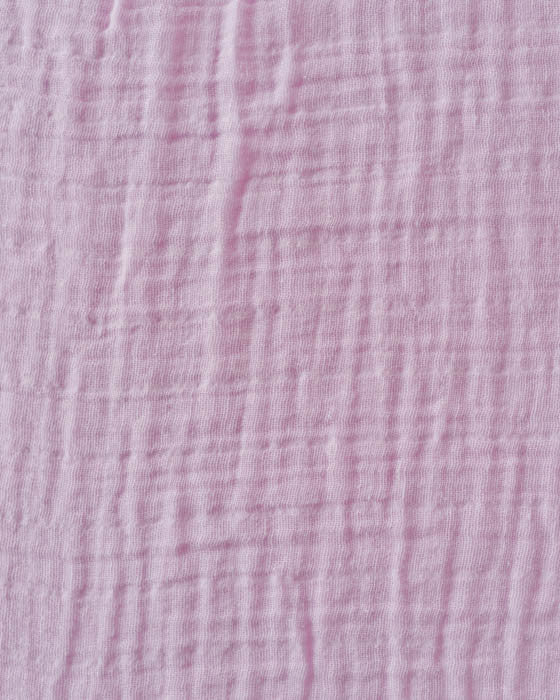 Cotton Swaddle - Pink Lilac