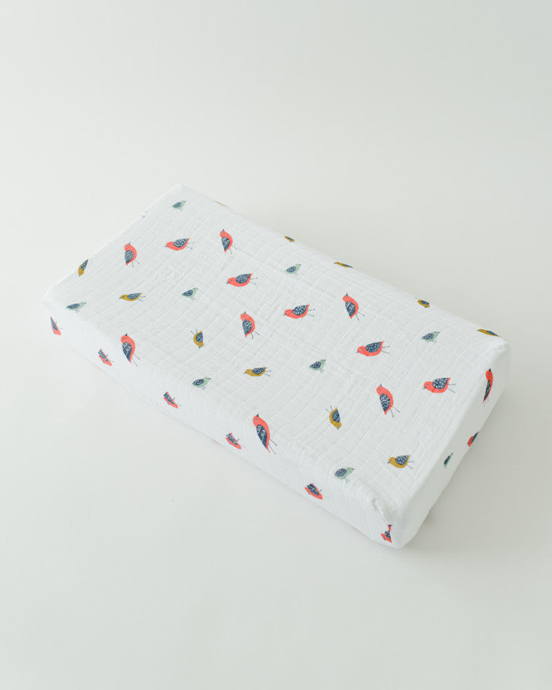 Cotton Changing Pad Cover - Little Wings