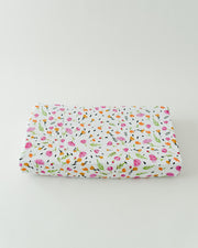 Cotton Muslin Changing Pad Cover - Berry & Bloom