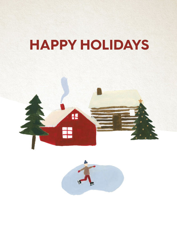 Gift Card - Happy Holidays