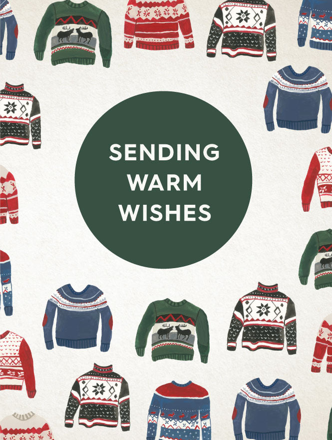 Gift Card - Warm Wishes
