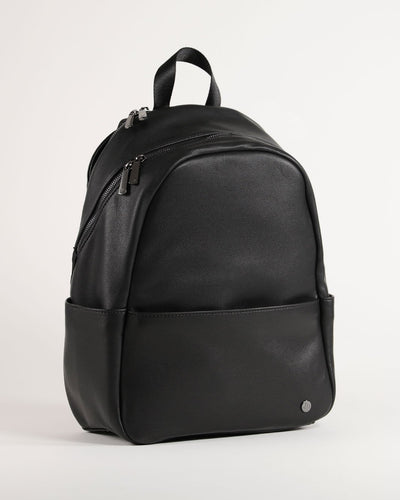 Skyline Backpack Black - Dark Gunmetal Hardware