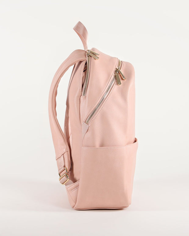 Skyline Backpack Blush - Gold Hardware