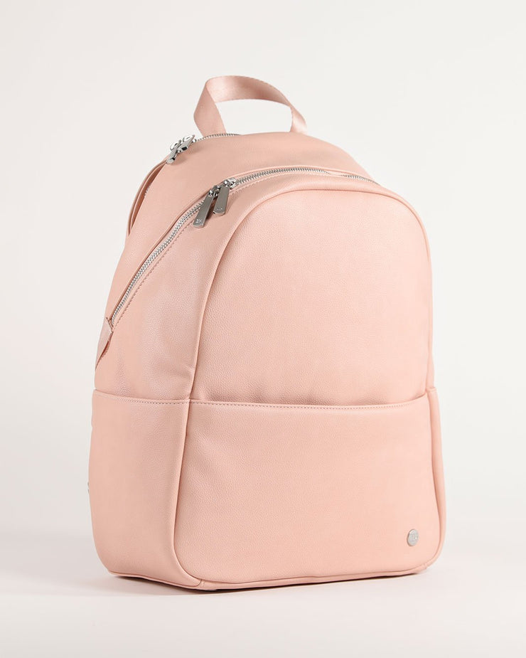 Skyline Backpack Blush - Brushed Nickel Hardware
