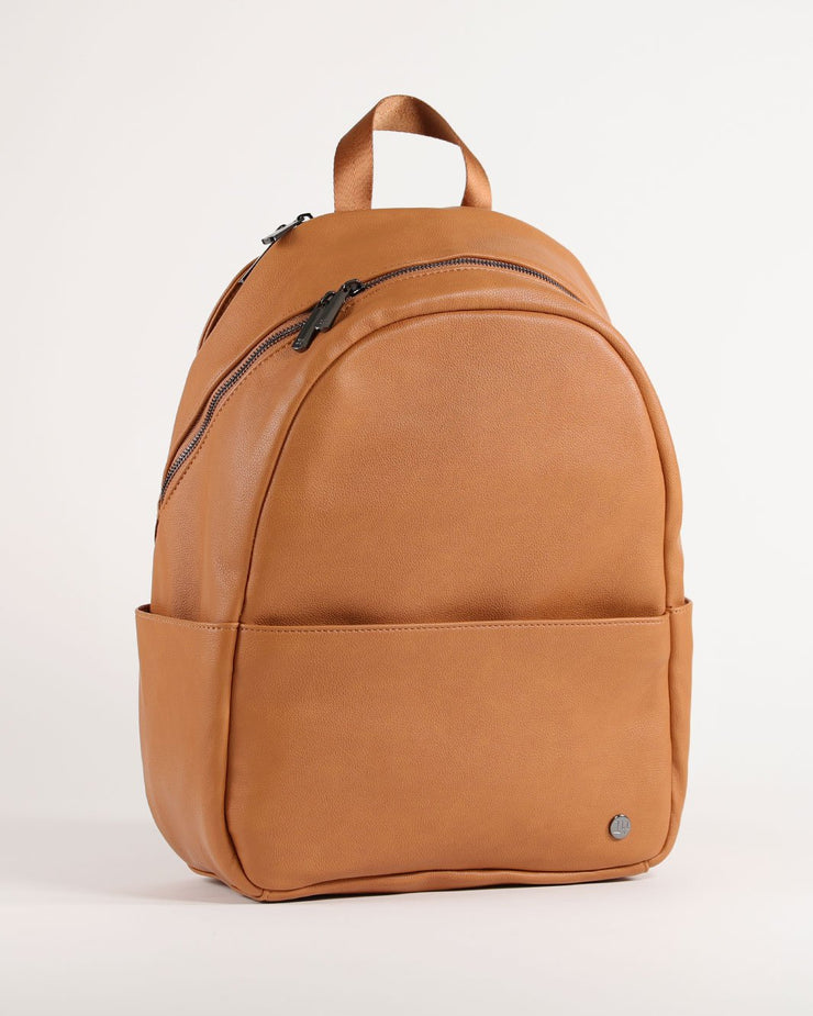 Skyline Backpack Cognac - Dark Gunmetal Hardware