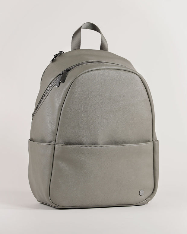 Skyline Backpack Grey Umber - Dark Gunmetal Hardware