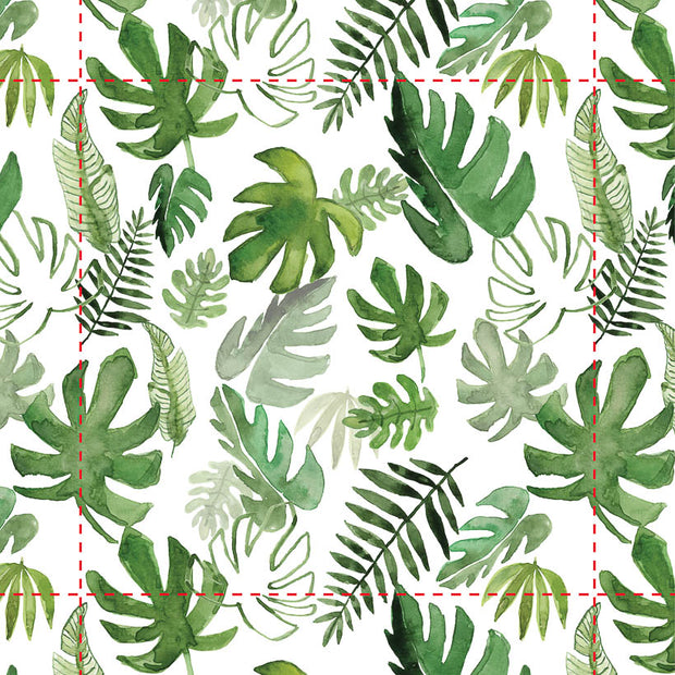 Wallpaper - Tropical Leaf