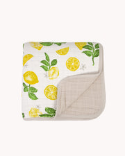 Cotton Muslin Quilt - Lemon Drop