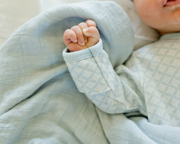 Deluxe Muslin Swaddle Blanket Set - Air Show