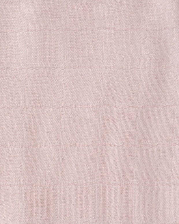Deluxe Muslin Quilt - Blush