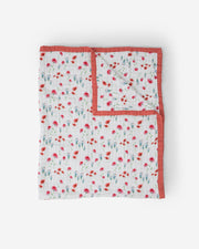 Big Kid Cotton Muslin Quilt - Wild Mums