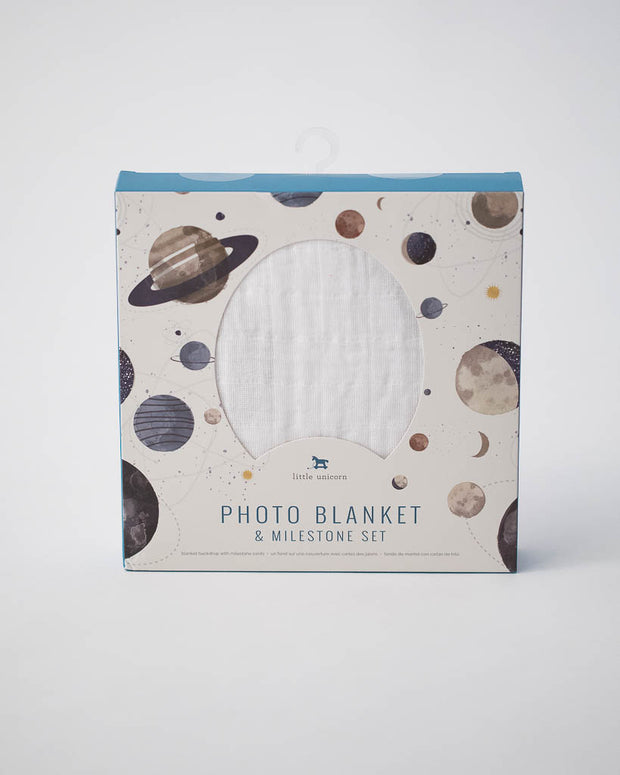 Photo Blanket - Planetary