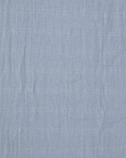 Cotton Muslin Crib Sheet - Cloud Blue