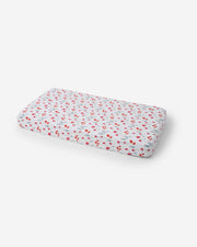 Cotton Muslin Crib Sheet - Wild Mums