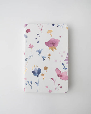 Blank Page Journal - Fairy Garden
