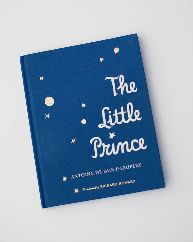 The Little Prince Hardcover Book