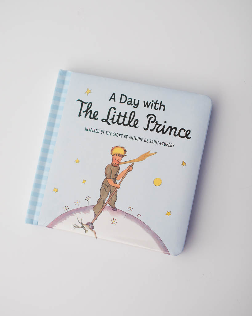 A Day with The Little Prince Padded Board Book